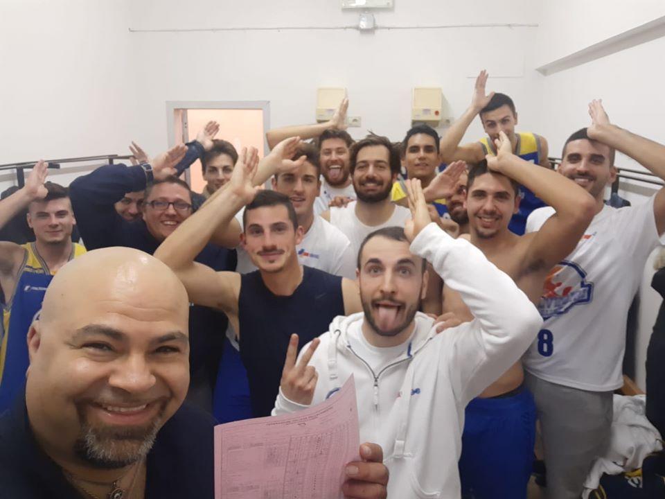 Il Polverigi Basket passa sul campo del Marotta Sharks e conferma la propria imbattibilità - Prima Divisione Girone B - Basketmarche.it
