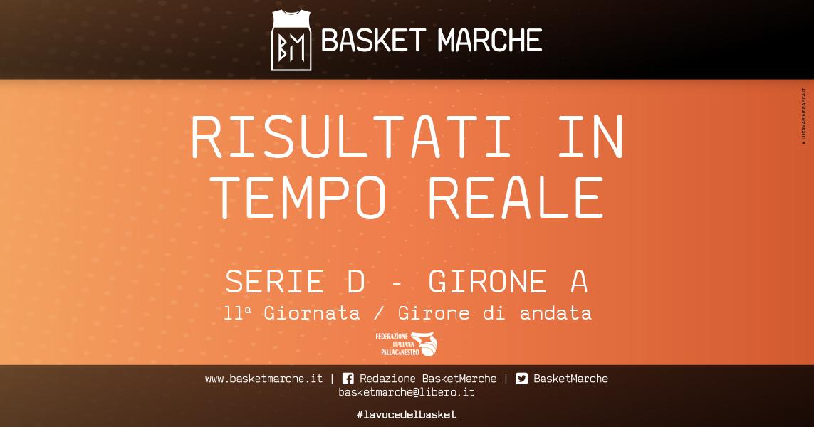 D Regionale Live I Risultati Degli Anticipi Dell Ultima Di Andata Del Girone A In Tempo Reale Serie D Regionale Marche Girone A