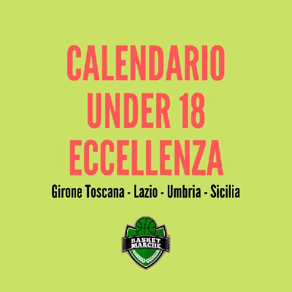 Calendario Eccellenza Girone B.Under 18 Eccellenza Il Calendario Provvisorio Del Girone D