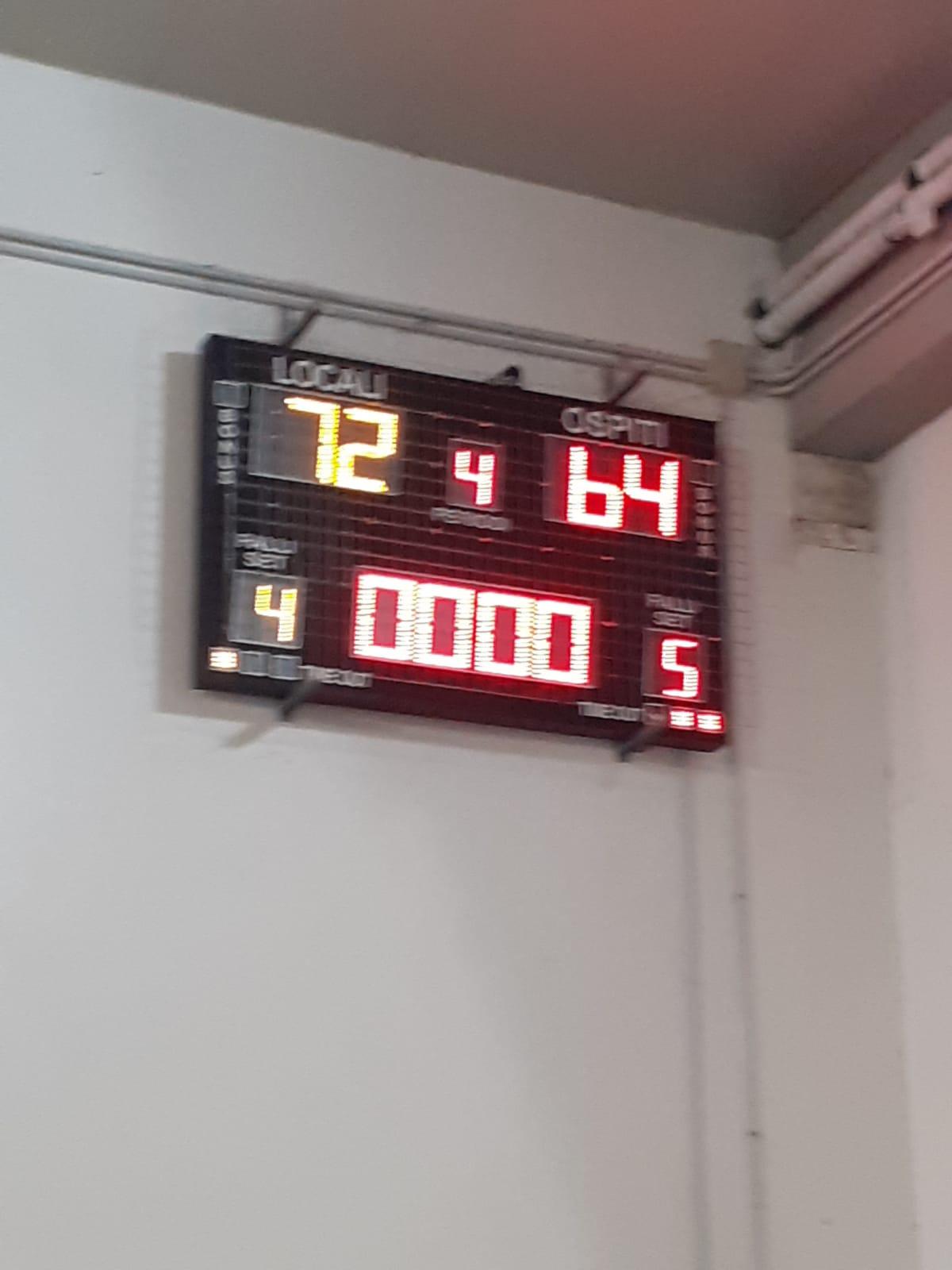 Il Basket Assisi supera la Virtus Terni e conquista l'ottava vittoria consecutiva - Serie D Regionale Umbria Girone Unico - Basketmarche.it