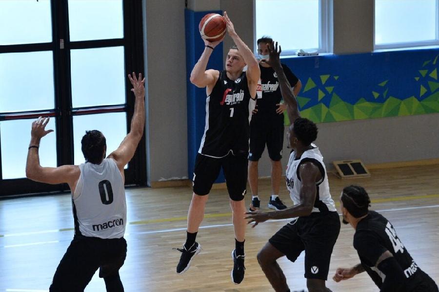 Annullato Lo Scrimmage Tra Aquila Basket Trento E Virtus Bologna Serie A